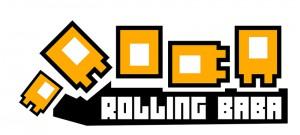 JAJAJAJAJAJA! Das ist das Rolling Baba Logo